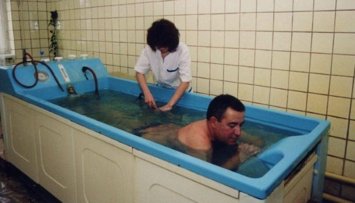 Тёплая ванна при простатите