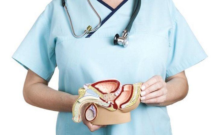 Хронический вирусный простатит