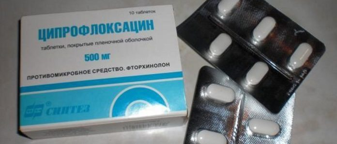 Ципрофлоксацин или левофлоксацин при простатите