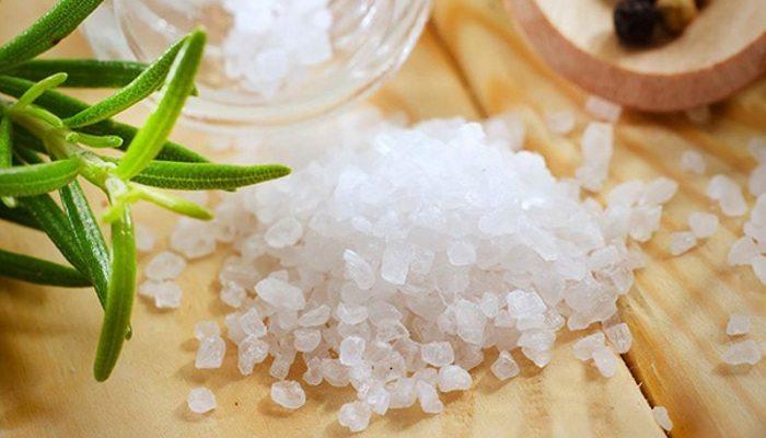 Рецепты солевых накладок