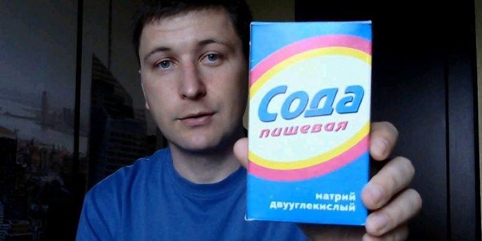 Как врачевать простатит содой
