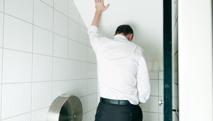Расстройства мочеиспускания при простатите