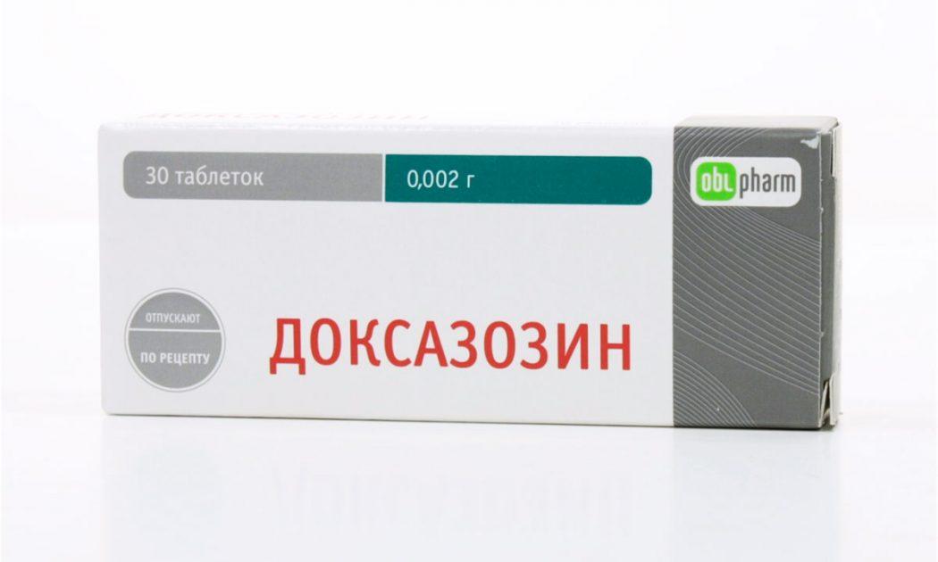 Levitra Doxazosin