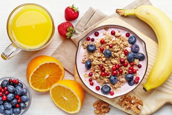Правильное питание - здоровое питание!
