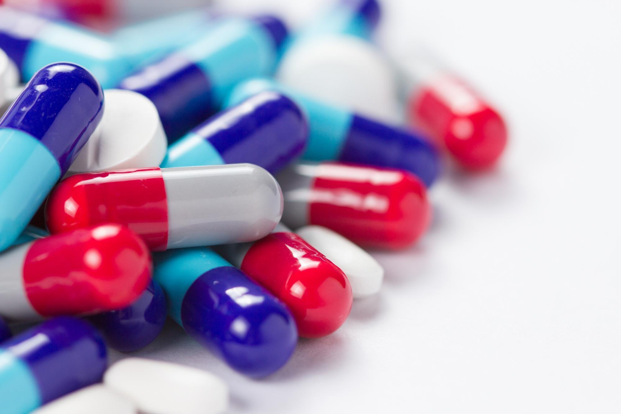 перечень лекарств для простатита