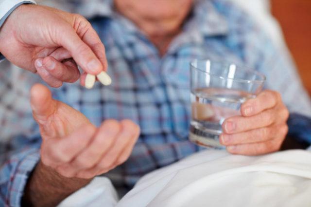 После приема препарата производят лабораторные исследования уровня гонадотропина в сыворотке крови