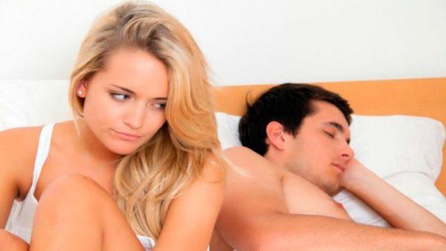 Процент достижения наслаждения у женской части населения не так уж велик
