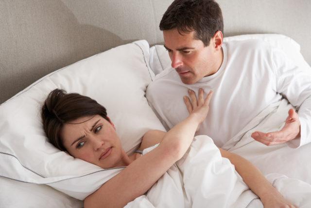 Если у женщины на какое-то время утихает влечение, это вовсе не значит, что она фригидная