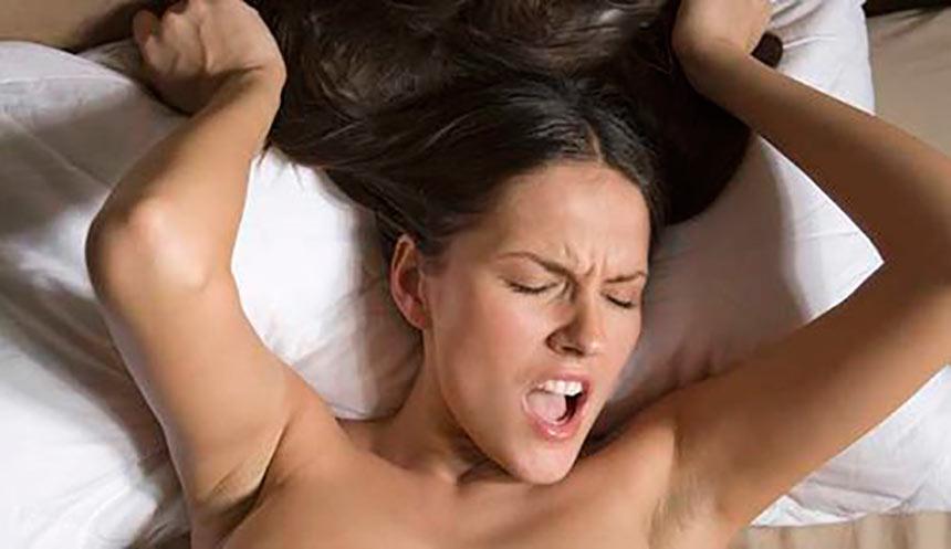 Оргазм у женщины