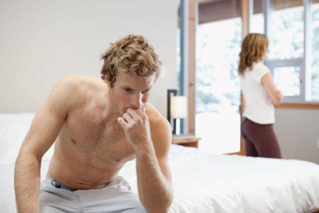Более трети всего мужского населения имели неприятность столкнуться с такой проблемой, как недостаточная эрекция