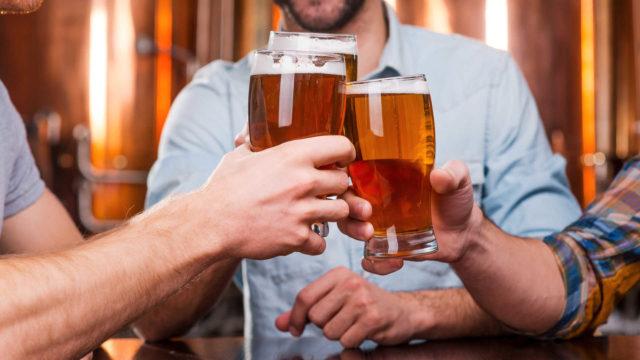 При постоянном и чрезмерном употреблении алкоголя потенция постепенно ослабевает