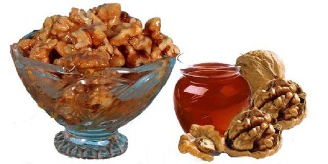 Грецкие орехи способствуют борьбе с аденомой простаты