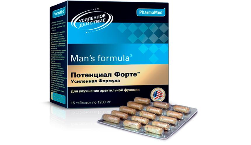 Мен-С Формула Потенциал Форте
