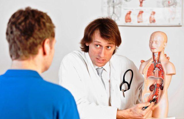 Он, после проведения обследования и установления первопричины назначит подходящее лечение