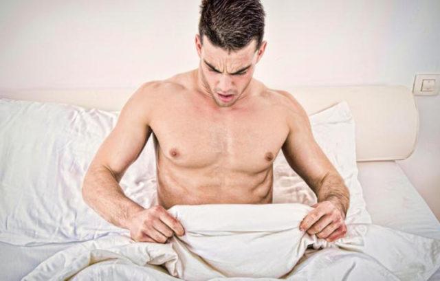 Отрицательный психоэмоциональный фон ослабляет потенцию и приводит к эректильным расстройствам