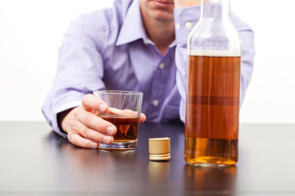 Употребление алкоголя при простатите