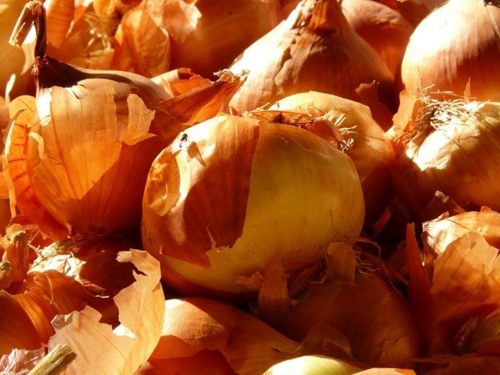 Полезные свойства луковой шелухи от простатита