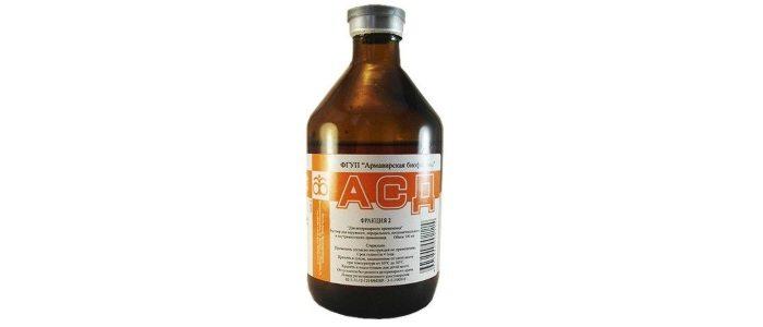 АСД-2 для лечения простатита