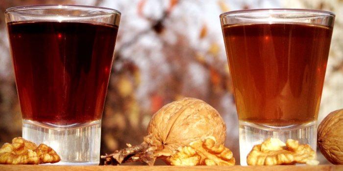 Настойка из ореха для лечения простатита