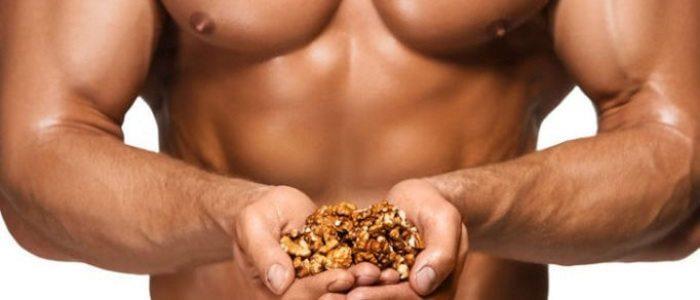 Влияние грецких орехов на организм мужчины