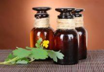 Настойки для лечения простатита