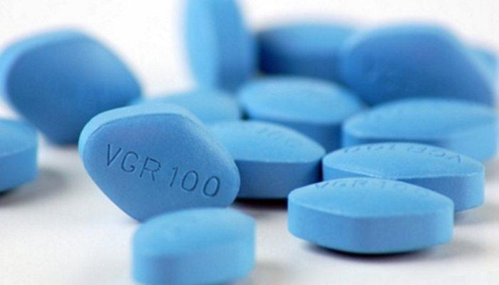 Лечение Виагрой