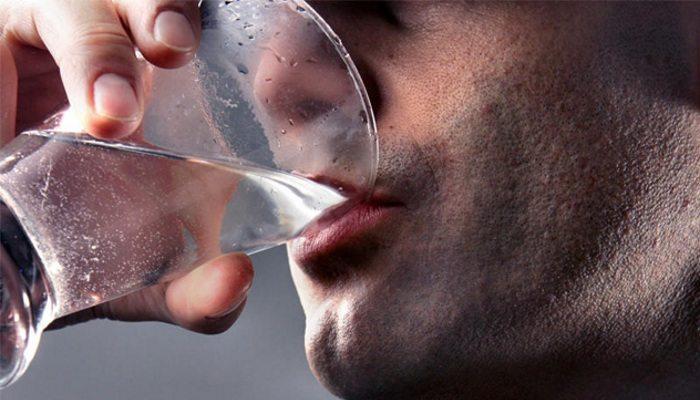 Прием раствора перекиси водорода внутрь