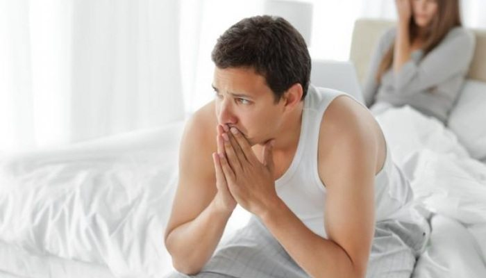 Секс при раке простаты