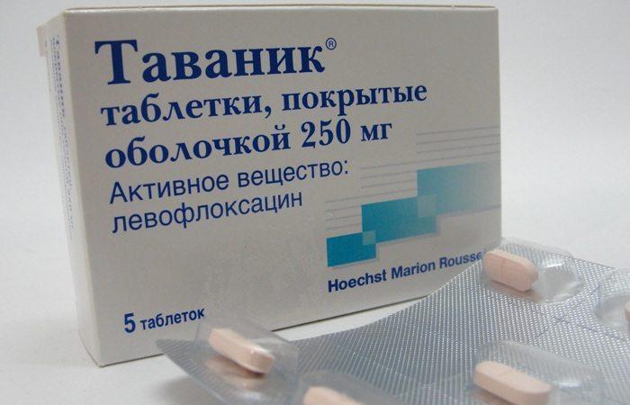 Таваник от простатита