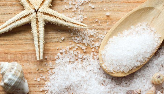 Лечение простатита морской солью