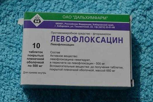 Популярные антибиотики которые назначают врачи при простатите