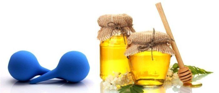 Микроклизы с медом