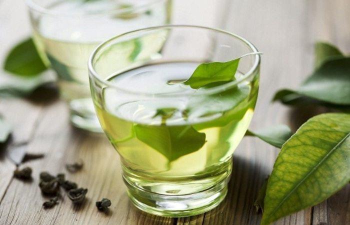 Зеленый чай от запора