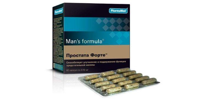 prostonor капли от простатита цена