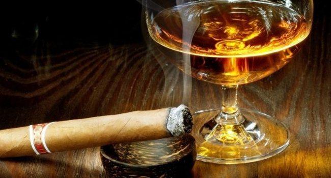 Курение алкоголь