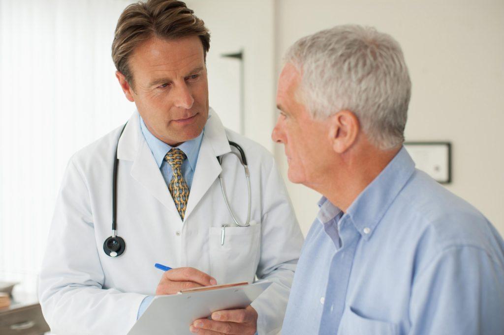 пациент врач