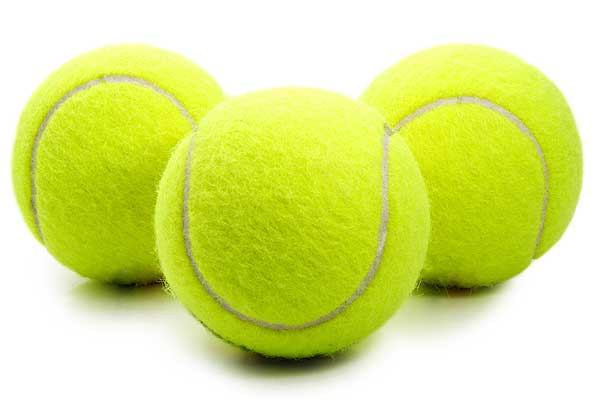 теннисный мяч
