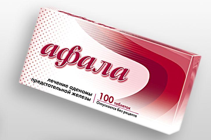Таблетки Афала для лечения заболевания