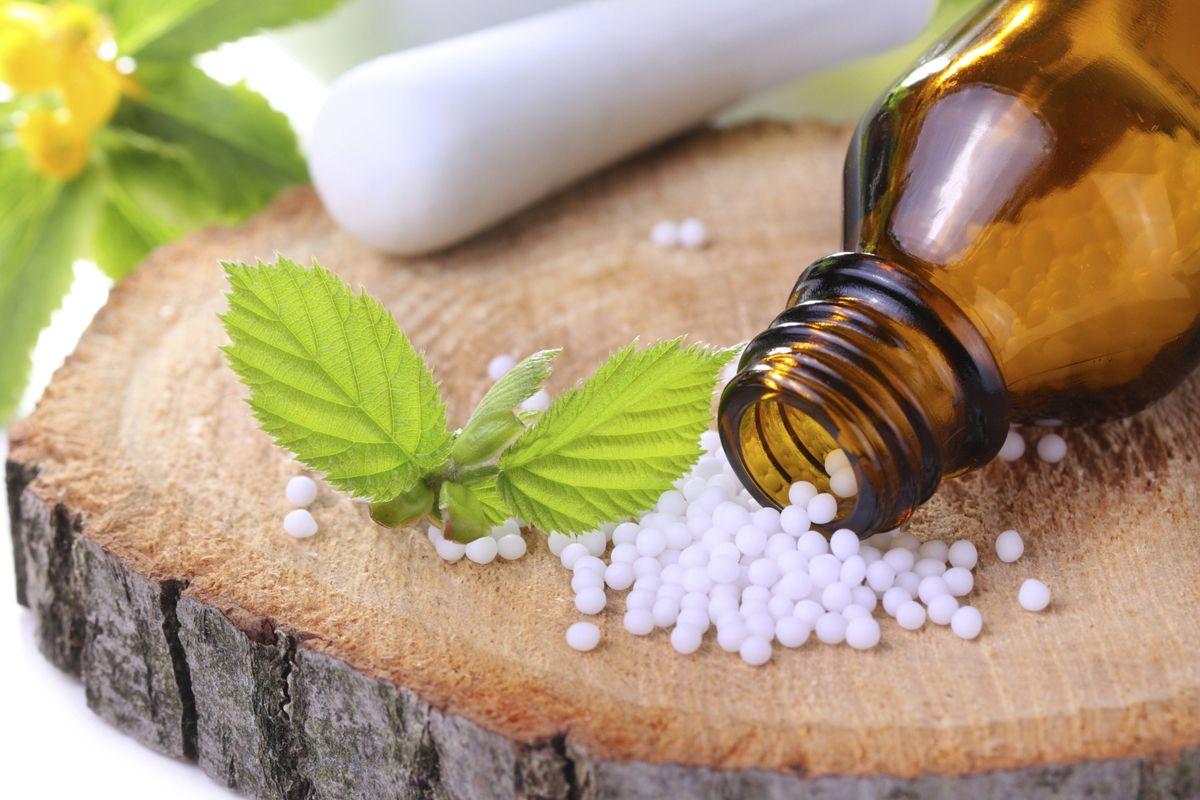 Препараты растительного происхождения