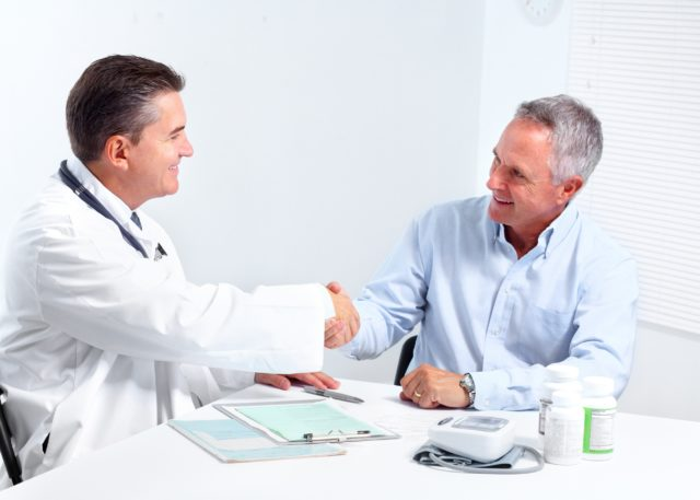 Приема препарата – профилатика тромбоэмболии