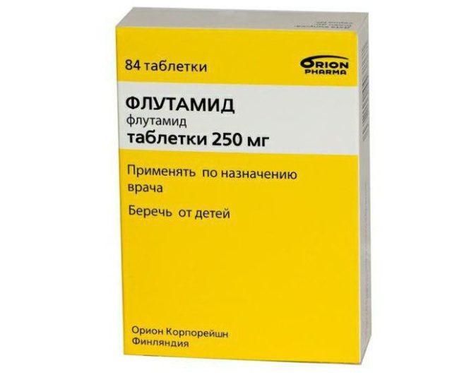 Препарат производится в форме таблеток, в которых содержится по 250 мг биологически-активного вещества