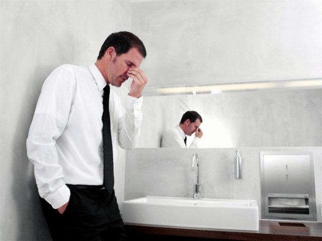 Остаточной мочи при мочеиспускании не обнаруживается в мочевом пузыре. Больной часто мочится, особенно в ночное время