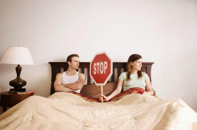 Очень большую роль играет отношение женщины к беременности. Зачастую девушки, которые ее боятся, имеют очень низкий уровень либидо