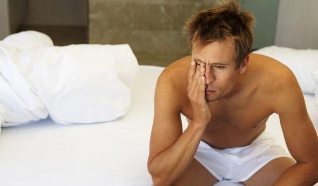 Ночная эрекция может появиться из-за эротических снов