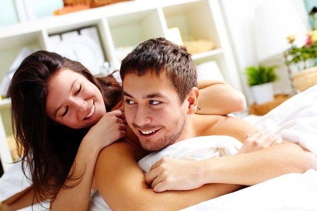 И интимная близость становится возможной благодаря либидо