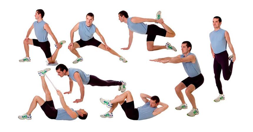 Упражнения для потенции в домашних условиях мужчинам