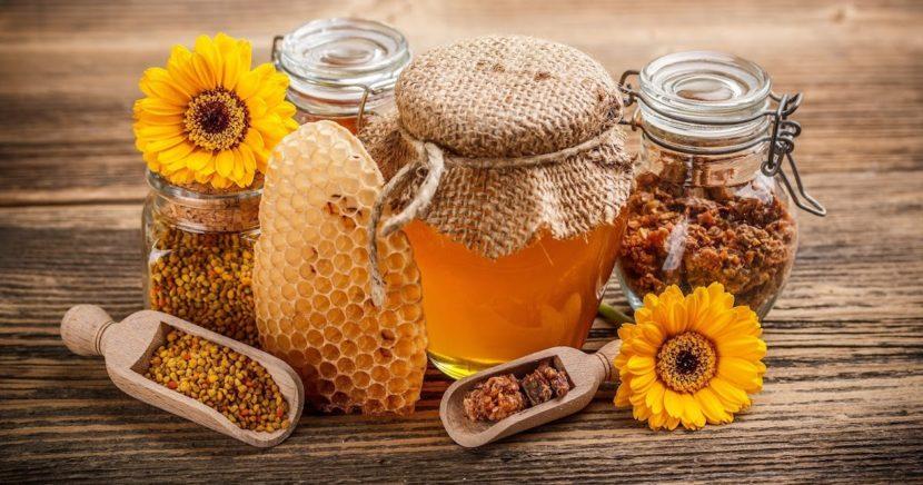 Продукты пчеловодства для повышения потенции — Prostatittut