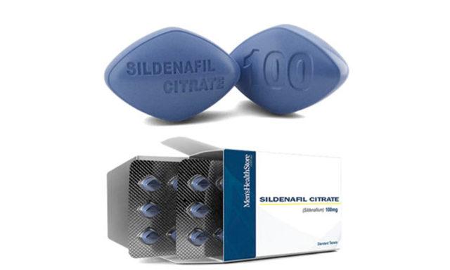 Силденафил усиливает гипотензивное действие нитратов как при длительном применении последних, так и при их назначении по острым показаниям