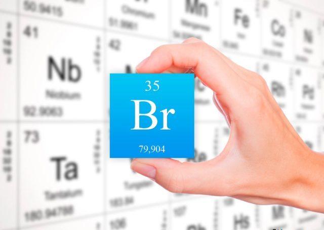 Считается, что бром – незаменимый микроэлемент, оказывающий прямое воздействие на работу центральной нервной системы