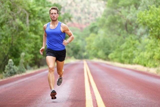 Бег полезен абсолютно всем, в любом возрасте и независимо от пола